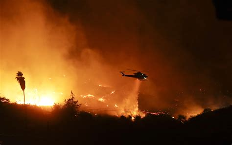 Wildfire At california s 2017 wildfire season to rank among most