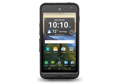 Att Rugged Phone by At T Getting Rugged Kyocera Duraforce Xd Phablet This