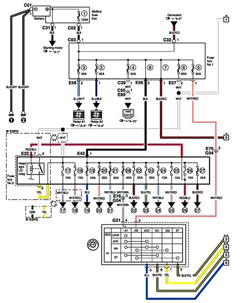 suzuki xl7 fuse box diagram wiring diagram with description