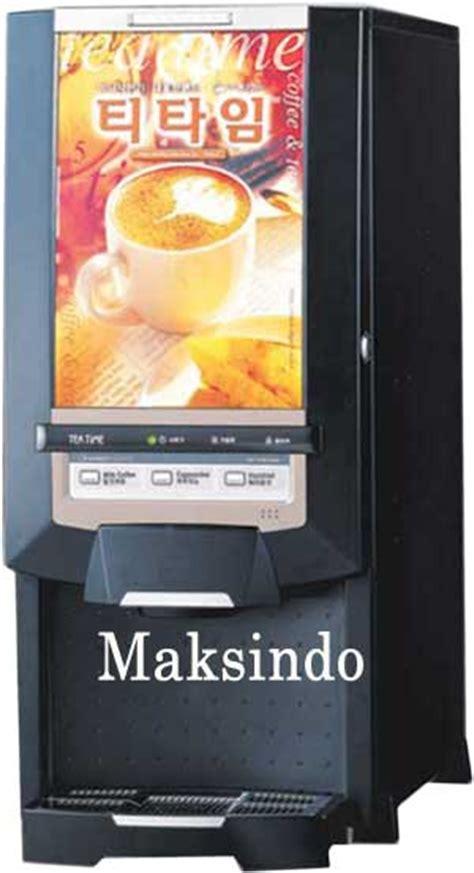 Mesin Coffee Vending mesin pembuat kopi otomatis instant coffee vending terbaru