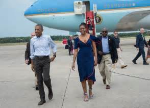 Obama Vacation first lady michelle obama wears tory burch resort 2017