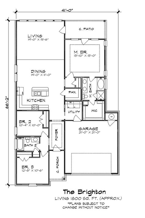 brighton floor plans the brighton 4810 3 bedrooms and 2 5 baths the house
