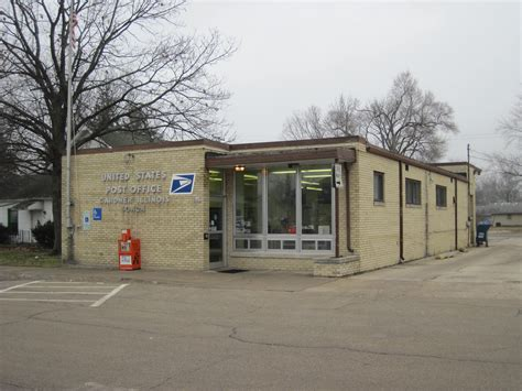 Post Office Cary by Gardner Illinois Post Office Post Office Freak