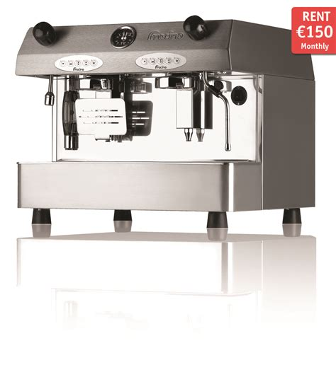 machine rental fracino classic electronic coffee machine rental coffitascoffitas
