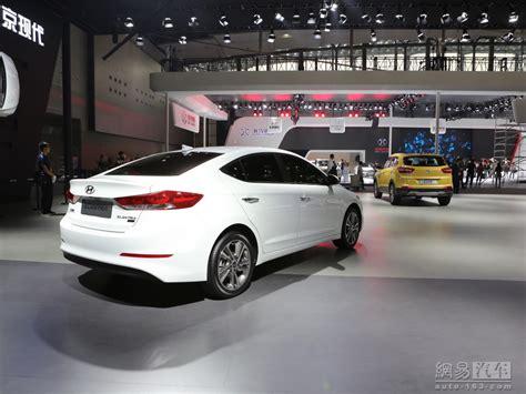 Auto Kr Mer by Hyundai Elantra Avante Vs Kr Autoweek Nl