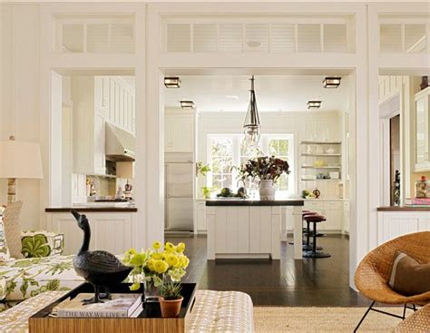 Kitchen Living Room Separation Ideas 25 Best Ideas About Kitchen Family Rooms On