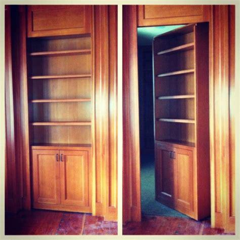 hidden bookcase door secret door bookcase secret doors pinterest