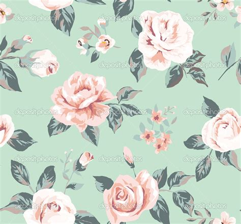 vintage flower wallpaper pattern hd vintage flower wallpaper pattern a wallpaper com