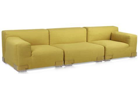 kartell divani plastics duo divano kartell milia shop