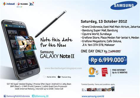 Harga Samsung Note 8 Bandung harga samsung galaxy note 2 dan spesifikasi berita