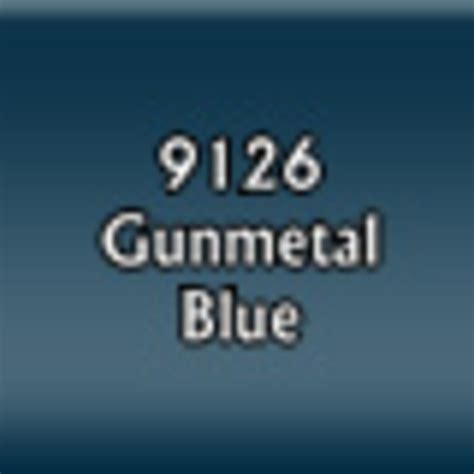 lake geneva reaper master series paint 09126 gunmetal blue miniatures 187 paint singles