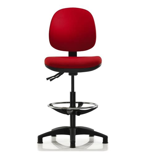 draughtsman chair with casters pledge topaz cashiers and draughtmans chair office chairs uk