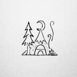 simple doodle drawings ideas sleep outside design doodles drawings and