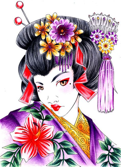 japanese tattoo art geisha japanese geisha tattoo designs ideas picture own tattoo