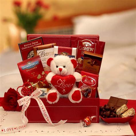 valentines day gift baskets him valentines