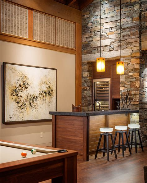 bar front ideas home bar transitional with glass shelves