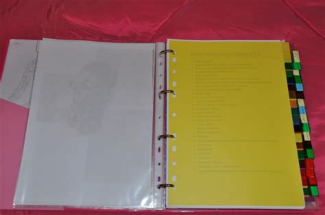 Wedding Planner Binder Diy by Wedding Organizer Binder Weddingbee Photo Gallery