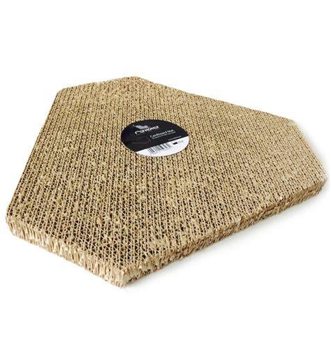 Cardboard Mat cardboard mat accessory for the cat house shop