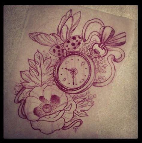 tattoo inspiration time time tattoo alice in wonderland tattoo tattoo idea