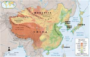 Ancient China Map by Ancient Chinese Geography Map Galleryhip Com The