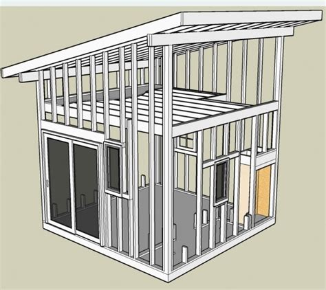Shed Roof Plan by Backyard Shed Plans And Roof Design Shed Diy Plans