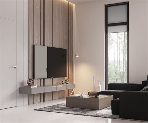 minimalist muted colour home  scandinavian influences