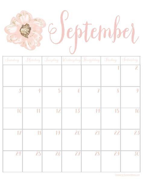 Calendar 2017 September To December 2017 Calendars July Through December Summer