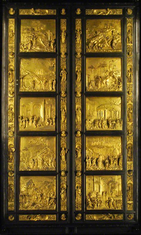 Ghiberti Doors by Lorenzo Ghiberti And The Gates Of Paradise Duckmarx