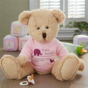13450 new arrival personalized baby teddy bear