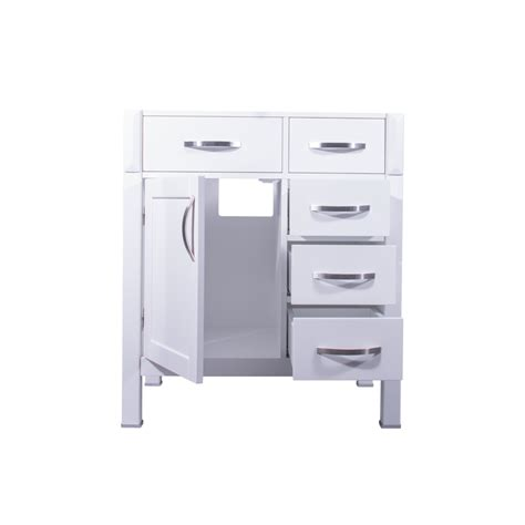 woodbridge 36 inch white bathroom cabinet vanity sale