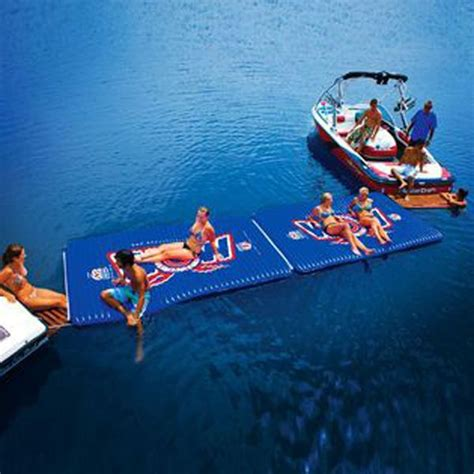 party boat yarrawonga details about wow water walkway inflatable floating