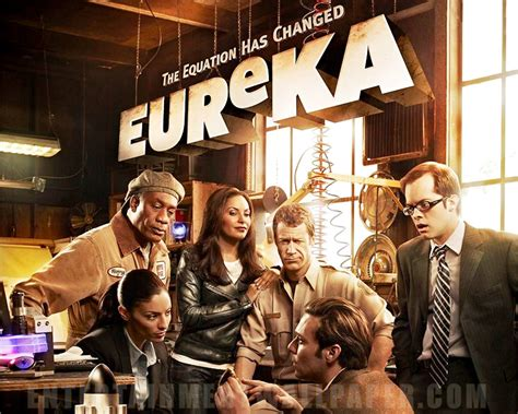Or Tv Series Eureka Posters Tv Series Posters And Cast