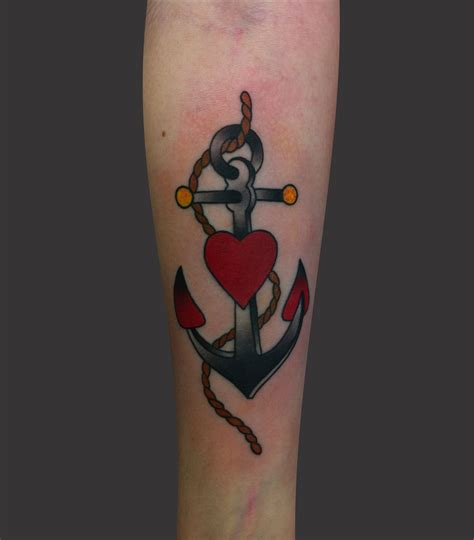 heart anchor tattoo anchor tattoos with hearts www imgkid the image
