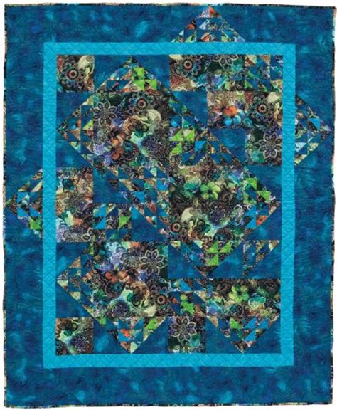 Free Quilt Patterns For Large Scale Prints by Big Print Patchwork Quilt Patterns For Large Scale Prints