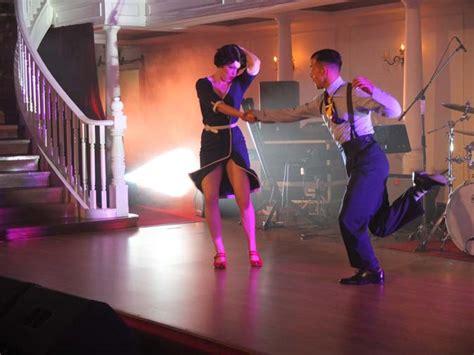 swing dance bangkok a roarin night of swing dance vintage fashion and