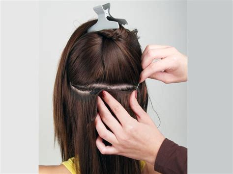 hair extension tips 5 tips for using hair extensions boldsky