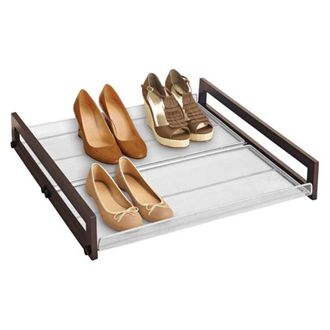 under the bed shoe rack charming shoe organizer storage closet under bed roselawnlutheran