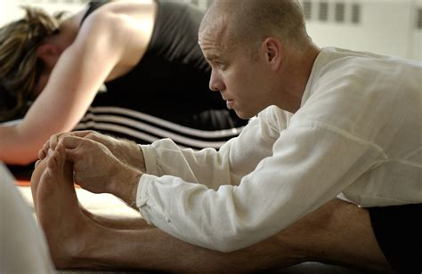 bent over bed yoga poses you can do without leaving your bed huffpost