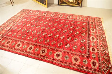 tappeto bukara tappeto bukara russo 324 x 220 cm dipinti antichi