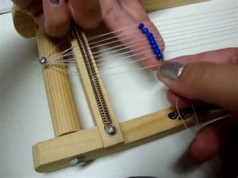 how to make a beading loom how to bead weave