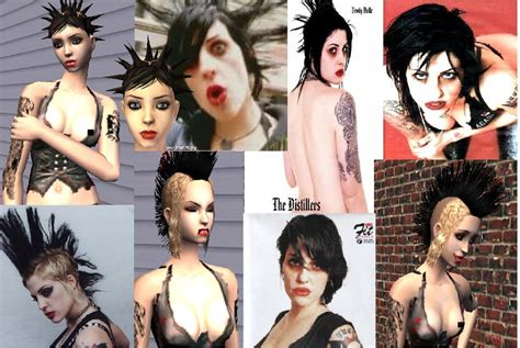 mod the sims brody dalle of the distillers