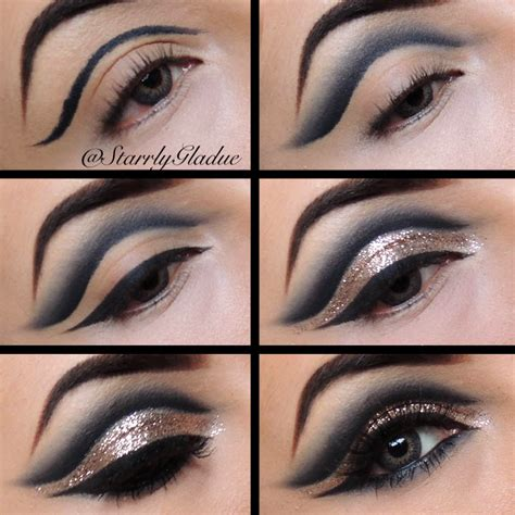 eyeshadow tutorial cut crease cut crease 176 makeup crazy 176 pinterest