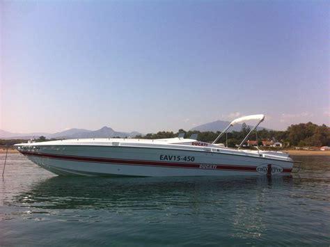 cigarette boat ducati cigarette ducati 31 in pto dptivo jos 233 ban 250 s power boats