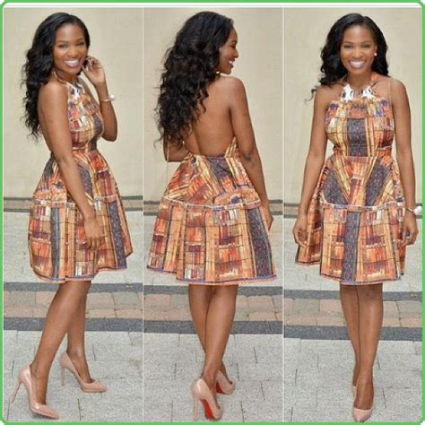 ankara dresses 2016 top ten simple but beautiful short gown ankara styles 2016