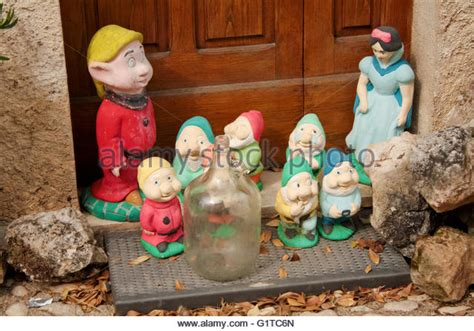 Snow White And The Seven Doors by Grimm Snow White Stock Photos Grimm Snow White Stock