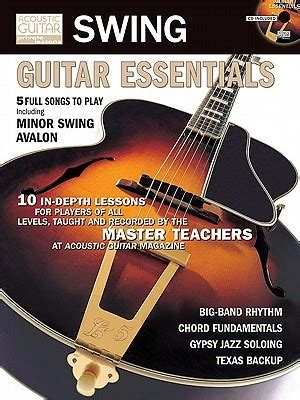 swing guitar lessons swing guitar essentials acoustic guitar private lessons