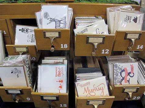 Handmade Catalog - card display on craft fair ideas