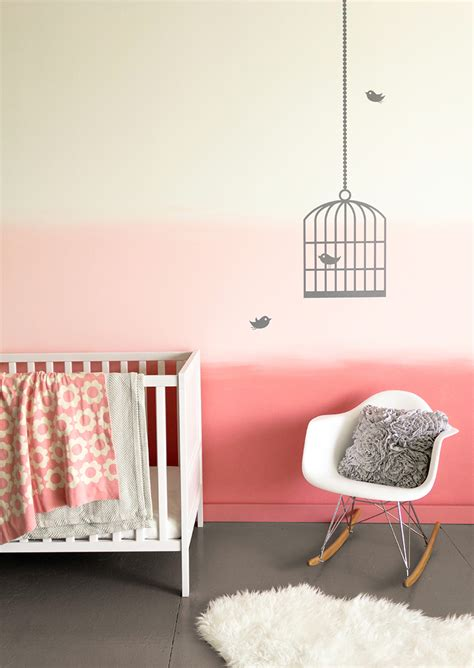 color house paint make this ombre nursery colorhouse