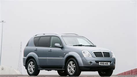 Ssangyong Car Wallpaper Hd by Ssangyong Wallpapers Photos Images In Hd
