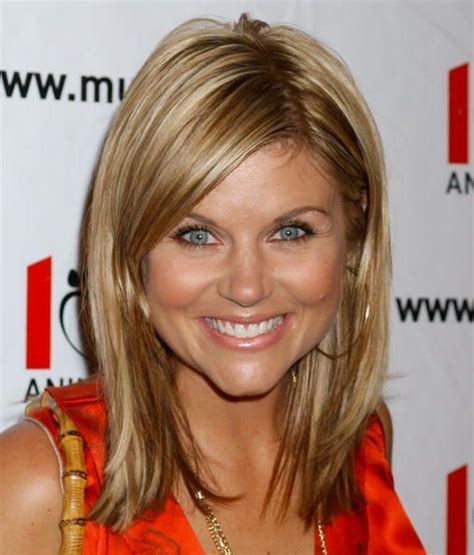 tiffani thiessen blonde highlights 47 best images about 2016 hair inspo on pinterest